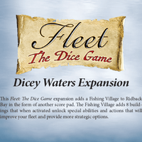 Fleet: The Dice Game – Dicey Waters Expansion
