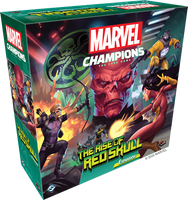 Marvel Champions: The Card Game – The Rise of Red Skull Expansion (Pre-Order)