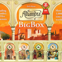 Alhambra: Big Box - Board Game - The Dice Owl