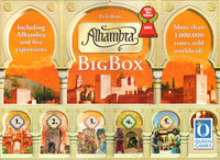Alhambra: Big Box (Pre-Order) - Board Game - The Dice Owl