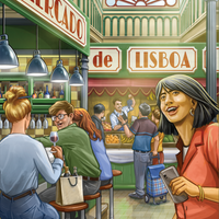 Mercado de Lisboa (Numbered Edition)