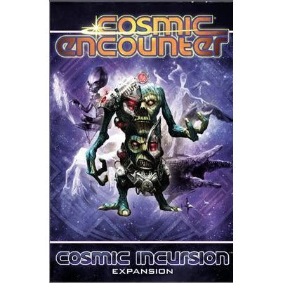 Cosmic Encounter: Cosmic Incursion - The Dice Owl