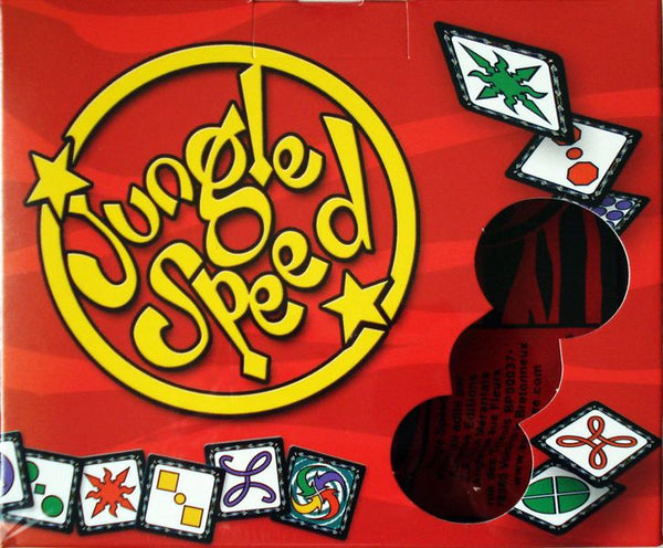 Jungle Speed Canada - The dice owl