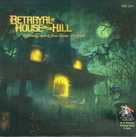 Betrayal at House on the Hill - Board Game - The Dice Owl