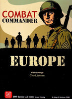 Combat Commander: Europe - Board Game - The Dice Owl