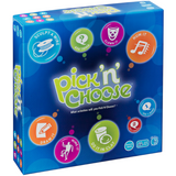 Pick 'N' Choose - Board Game - The Dice Owl