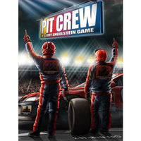 Pit Crew - Board Game - The Dice Owl