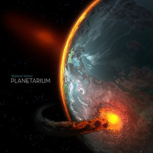 Planetarium - Board Game - The Dice Owl
