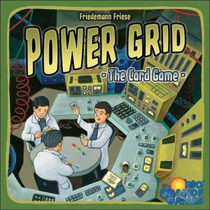 Power Grid: The Card Game - Board Game - The Dice Owl