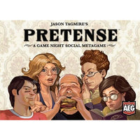 Pretense - Board Game - The Dice Owl