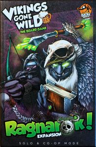 Vikings Gone Wild Ragnarok - Jeux de société - The Dice Owl