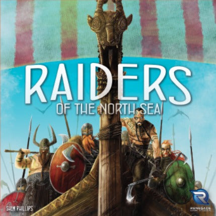 Raiders of The North Sea - The Dice Owl