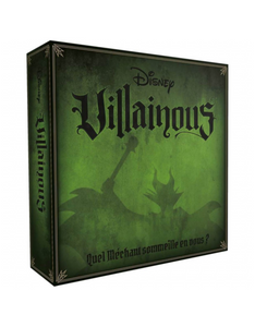 Villainous (FR) - The Dice Owl