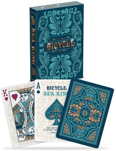 Bicycle Card Deck - Sea King