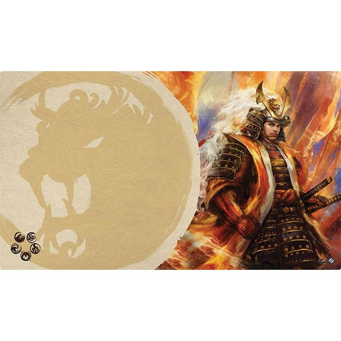 Legend of the Five Rings: Right Hand of the Emperor Playmat