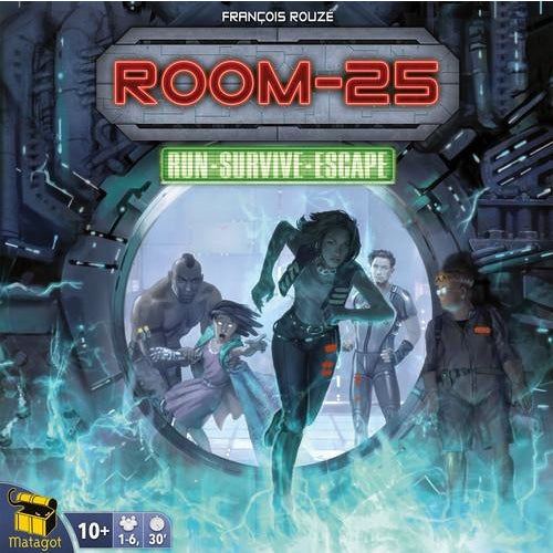 Room-25 Season 1 - The Dice Owl