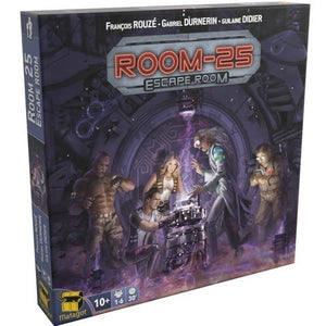 Room-25 Escape Room - The Dice Owl