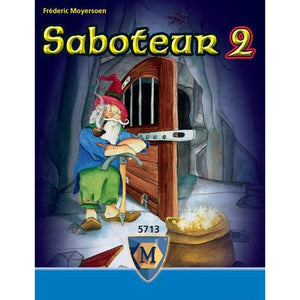 Saboteur 2 - The Dice Owl