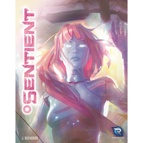 Sentient - Board Game - The Dice Owl