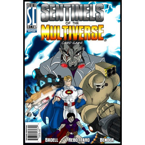 sentinels multiverse enhanced edition - Board Game - The Dice Owl
