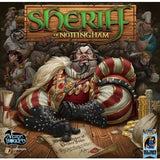 Sheriff of Nottingham - Board Game - The Dice Owl