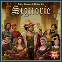 Signorie - Board Game - The Dice Owl