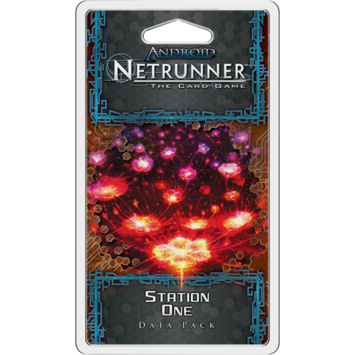 Android: Netrunner – Station One - Board Game - The Dice Owl
