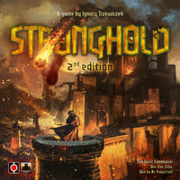 Stronghold (Second Edition) - Board Game - The Dice Owl