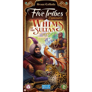 Five Tribes: Whims of the Sultan - Board Game - The Dice Owl