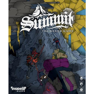 Summit The Board Game - The Dice Owl