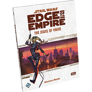 Star Wars: Edge of the Empire - Jewel of Yavin