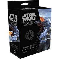 Star Wars: Legion – E-Web Heavy Blaster Team Unit Expansion (Pre-Order)
