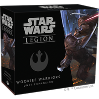 Star Wars: Legion - Wookiee Warriors Unit Expansion