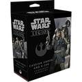 Star Wars: Legion - Cassian Andor and K-2SO Commander Expansion (Pre-Order)