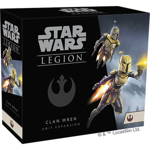 Star Wars: Legion - Clan Wren Unit Expansion (Pre-Order)