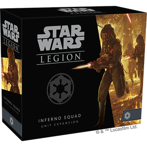 Star Wars: Legion - Inferno Squad Unit Expansion (Pre-Order)