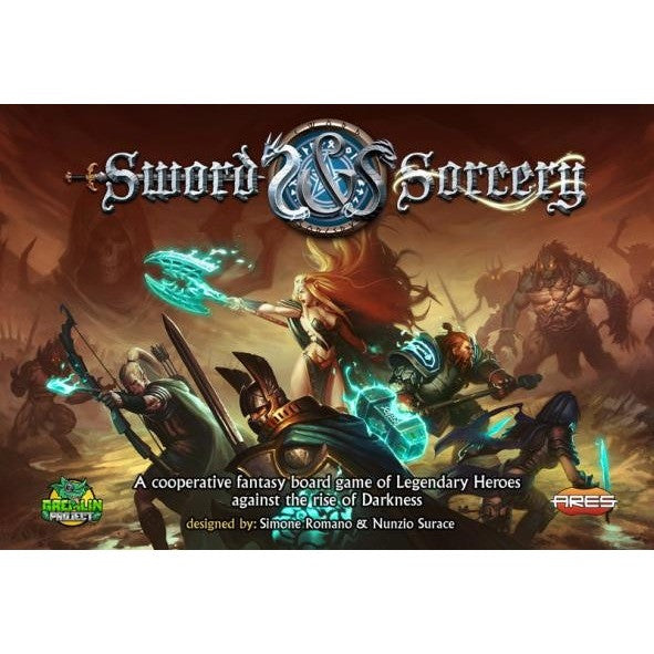 Sword & Sorcery - Immortal Souls