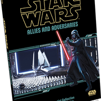 Star Wars Roleplaying Game: Allies and Adversaries - The Dice Owl