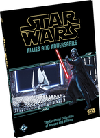 Star Wars: The Roleplaying Game Allies and Adversaries (Pre-Order)