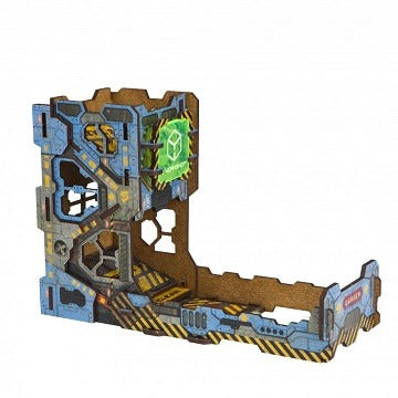 Dice Tower - TECH (Colour) - Board Game - The Dice Owl