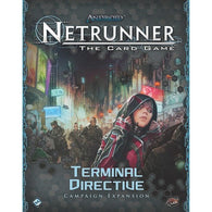 Android: Netrunner – Terminal Directive - Board Game - The Dice Owl