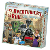 Aventuriers du Rail: Allemagne (FR) - Board Game - The Dice Owl