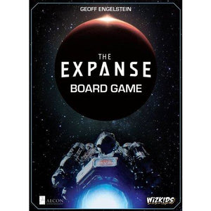 The Expanse Board Game - The Dice Owl