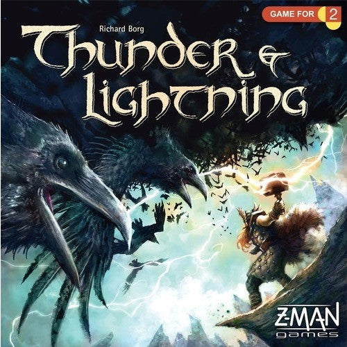 Thunder & Lightning - Board Game - The Dice Owl