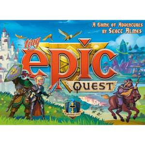 Tiny Epic Quest - The Dice Owl