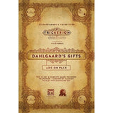 Trickerion: Dahlgaard's Gifts - Board Game - The Dice Owl