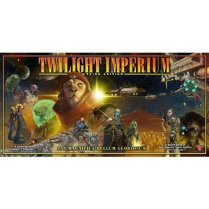 Twilight Imperium (Third Edition) - Board Game - The Dice Owl