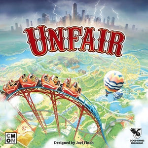 Unfair - Board Game - The Dice Owl