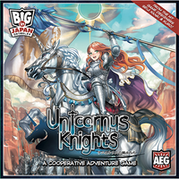 Unicornus Knights - Board Game - The Dice Owl