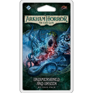 Arkham Horror: The Card Game – Undimensioned and Unseen - Board Game - The Dice Owl